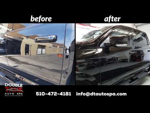 Truck Exterior Protection | Best Rust Protection for Truck  | Truck Detail |Graffiti Protection