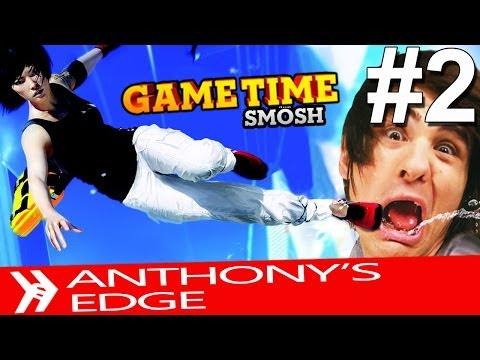 MIRROR'S EDGE CO-OP FAIL (Gametime W/ Smosh)