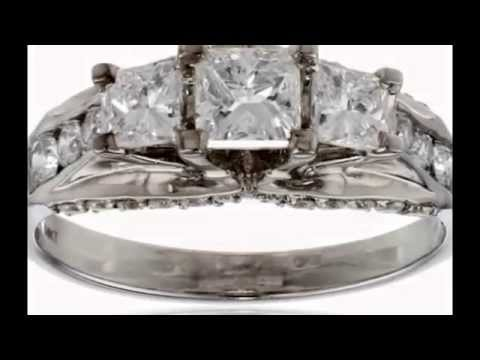 Top 8 Engagement Rings Priced USD 2000 - USD 3000