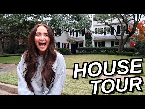 NEW DALLAS HOUSE TOUR + AM I MOVING BACK?! | Kenzie Elizabeth