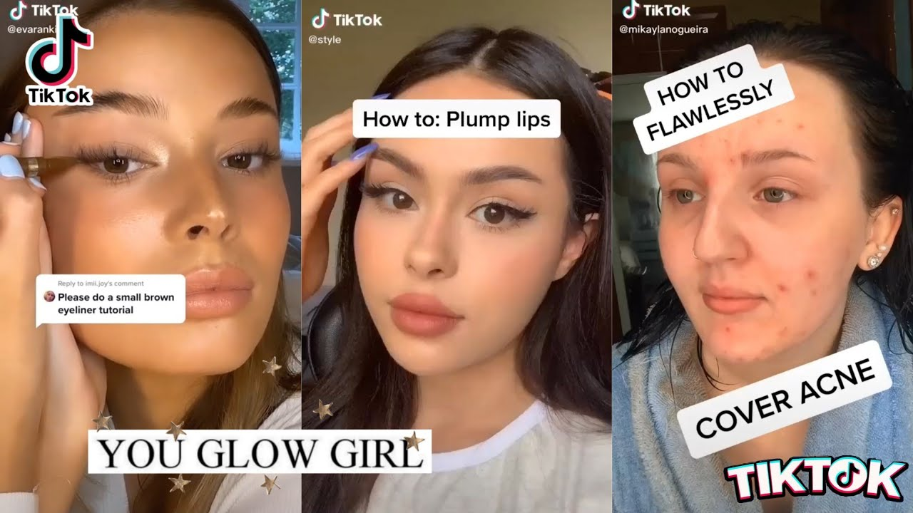 Beauty hacks tik tok compilation