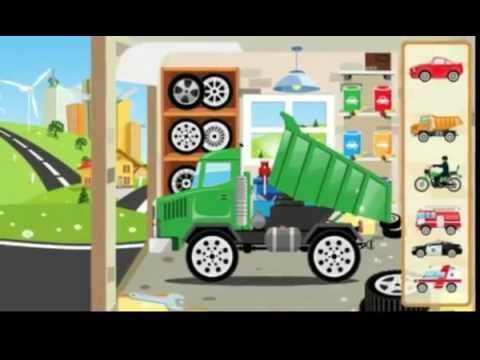 Game Kids Cars For Android