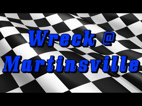 NASCAR The Game: Inside Line - Martinsville, Home of the Triple K
