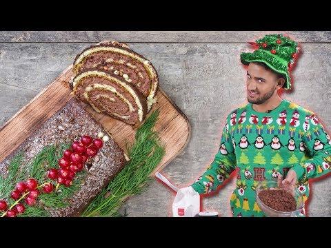 Christmas Baking Challenge | Can You Bake Blindfolded?