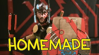 Thor: Ragnarok - Homemade shot-for-shot