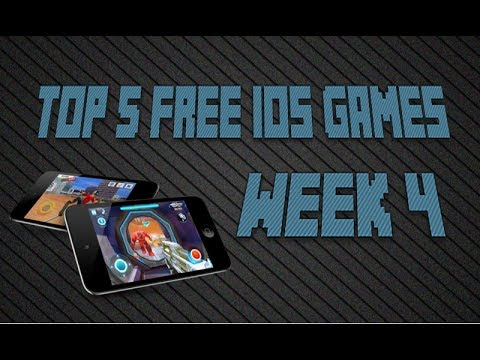 Top FREE iOS Games of the Week: iPhone, iPod Touch, and iPad (3/8/14)