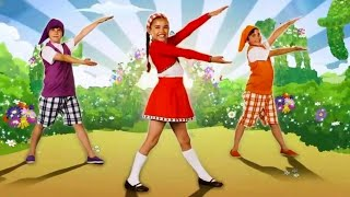 Music for Children on Just Dance Kids! Bingo Song & More | Learn to Dance (Baby Kids)