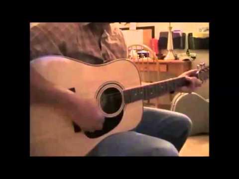 Fender Starcaster Acoustic Guitar Demo