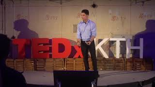 How to stop your thoughts from controlling your life | Albert Hobohm | TEDxKTH