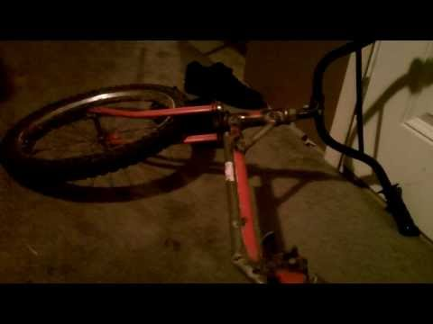 How to build a Drift Trike Part #3
