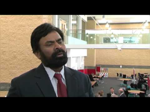 Professor Solomon Darwin - (2) Video 3: The advantages of Open Innovation for SMEs