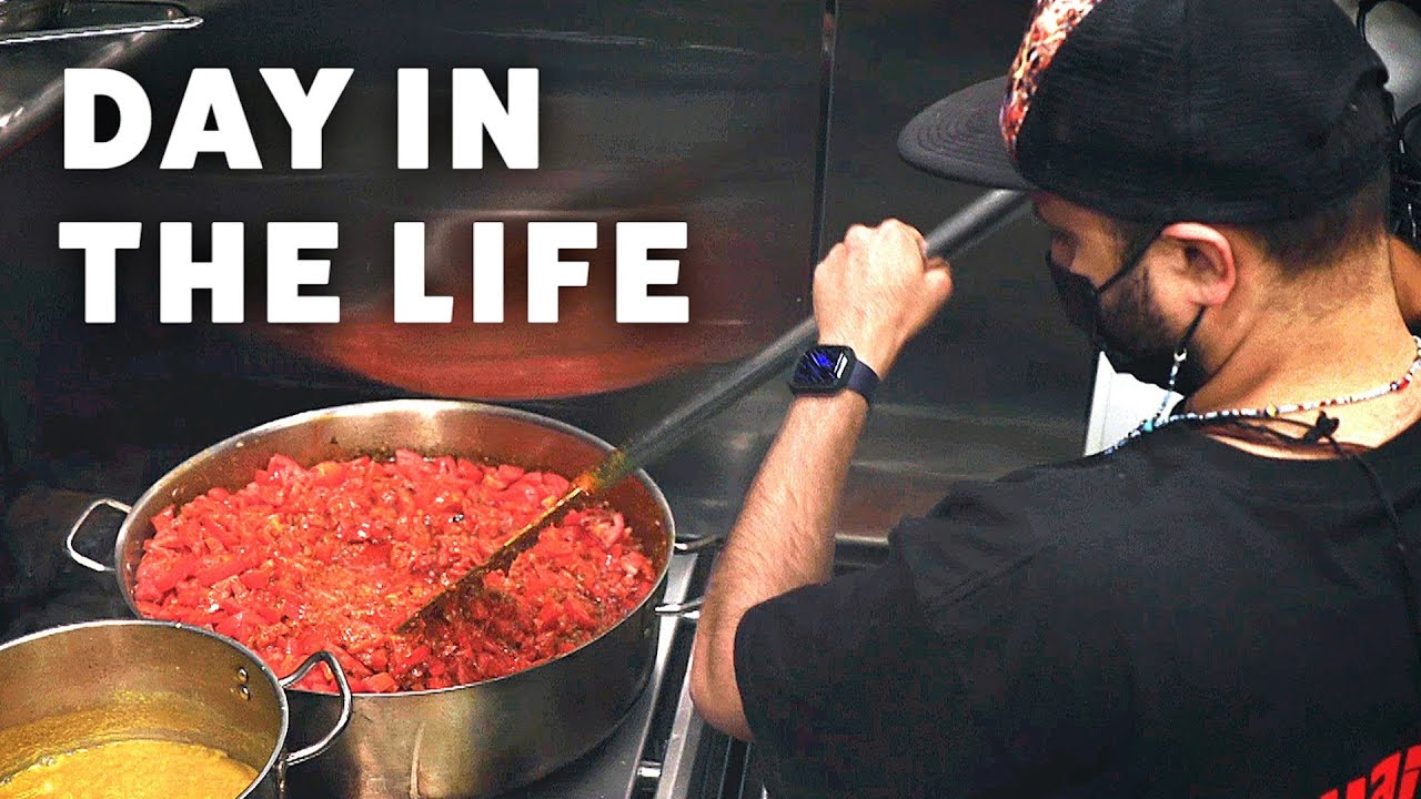 Day In The Life Of An Indian Master Chef
