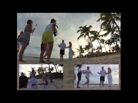 2013 Henry & Lauren Hansch Key West Wedding – 08.12.2013 (Video 2 of 4)