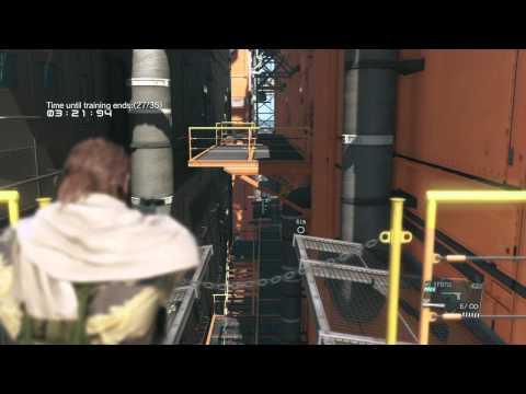 Metal Gear Solid V - Side Ops Target Practice (R&D Platform)