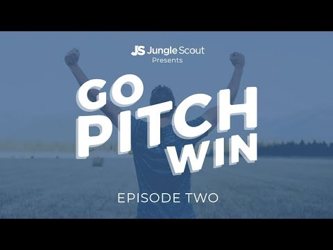 New Solution to FIND A JOB ?! ☁ PITCH 2 Week 1 I Go Pitch Win I Jungle Scout