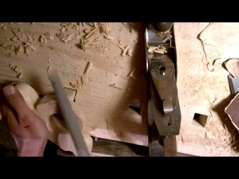 Making A Hand Router Plane