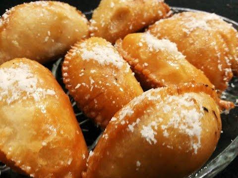Mawa Gujiya | Mawa Stuffed Gujiya | Khoya Gujia | Gujiya Recipe