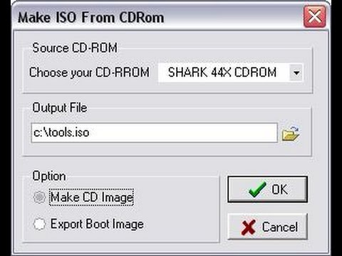 how to make iso nrg bin with magic iso