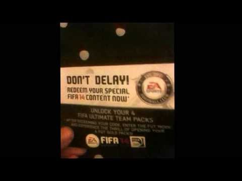 Fifa 14 4 packs giveaway read first Toty ps3