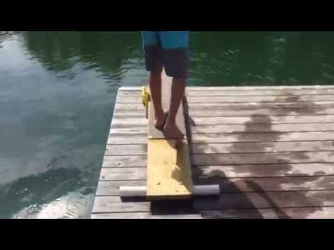 DIY Diving Board
