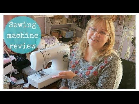 Sewing machine review of the Brother AS 40