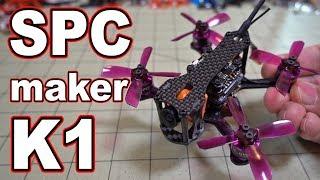 Download MD#148 🚁SPC Maker K1 Micro HD Cinema Drone Review 🏁 Video