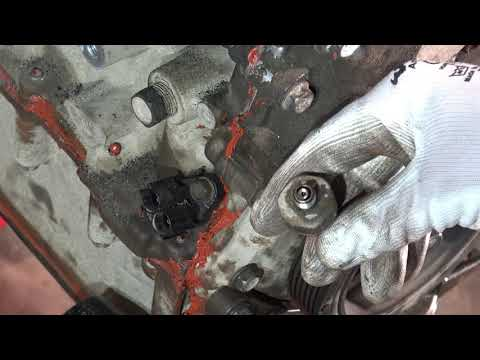 How to replace Oil Pressure Sensor Toyota Corolla. Years 2007 to 2018