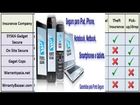 Mobile insurance companies