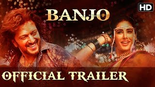 Banjo Official Trailer with Subtitle | Riteish Deshmukh, Nargis Fakhri | Ravi Jadhav