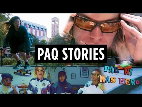 PAQ Stories: NYC UnPAQagin', House Tour & Meeting The Skate Kitchen