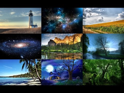How to create a collage picture (many photos in one) with irfanview