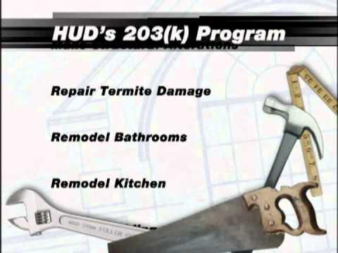 Mortgage Moment: HUD 203k (#5950)