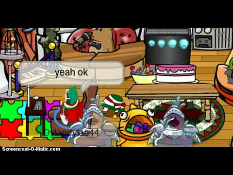 Club penguin how to get rich