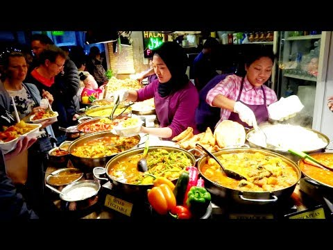 Chinese Food in London, Camden Market, Camden Town, Street Food in London