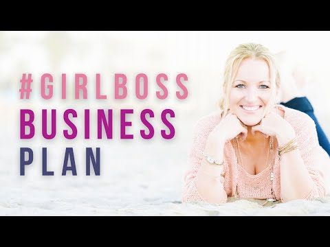 The Creative Girls Guide to Creating a Business Plan