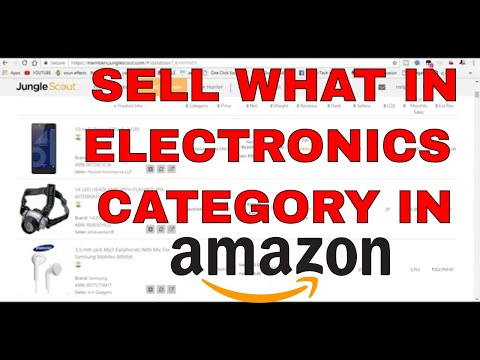 Best Selling & Top 100 Products In Electronics Category.  How Much Do They Sell Actually?
