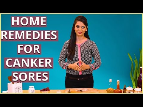 How To Get Rid Of A Canker Sore In Mouth Fast With Home Remedies