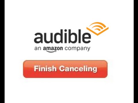 How To Audible: Cancel your Membership & you MAY receive a FREE BOOK!