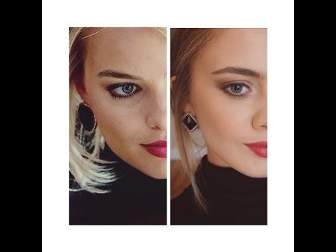Margot Robbie | Wolf of Wall Street Makeup Tutorial