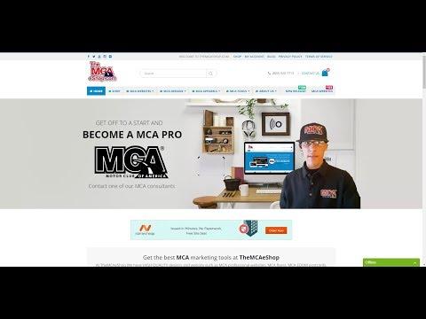 MCAShop | TheMCAeShop - Who Am I Albert Ebanks - TRUSTED MCA MARKETING WEBSITE SINCE 2012