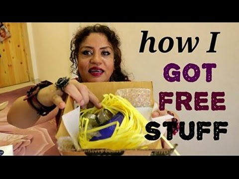 How to get free stuff. Free online goodies | Milly Moitra Vlogz