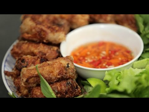 Home Cooking with Susan Jung - Vietnamese spring rolls