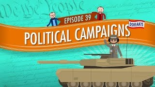 Download Political Campaigns: Crash Course Government and Politics #39 Video
