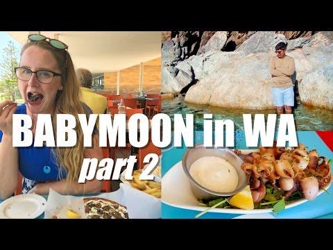 BABYMOON Road Trip in South Western Australia | Part 2 VLOG