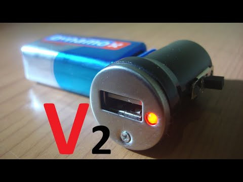 How to make a portable charger