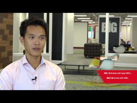 Life at DBS: SME Relationship Manager