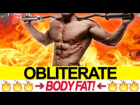 Burn Fat Build Muscle Workout (450% MORE CALORIES BURNED THAN CARDIO!)