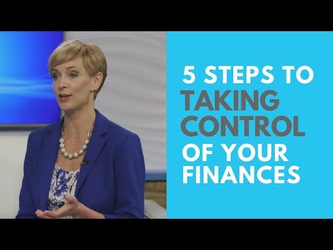 5 Steps to Take Control of Your Finances | The Wealthy Life with Sybil Verch