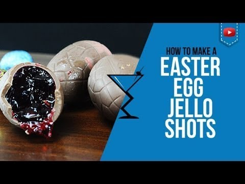 Easter Egg Jello Shots - How to make Easter Egg Jello Shots by Drink Lab (Popular)