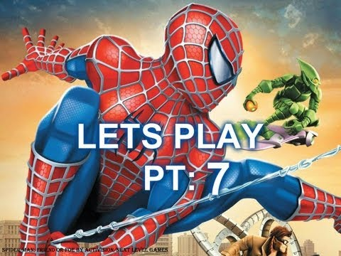 lets play spiderman friend or foe part 7